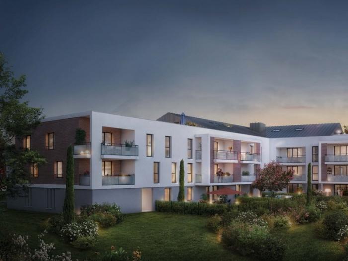 Appartements neufs Saint-Martin-du-Touch référence 4983 : aperçu n°2