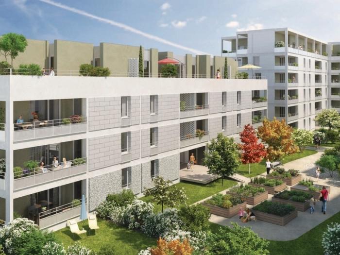 Appartements neufs Saint-Martin-du-Touch référence 4984 : aperçu n°0