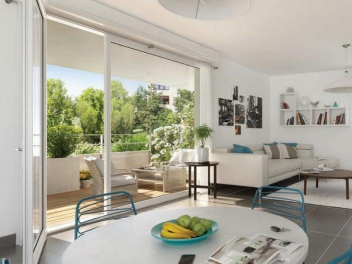 Appartements neufs Saint-Martin-du-Touch référence 4984 : aperçu n°1