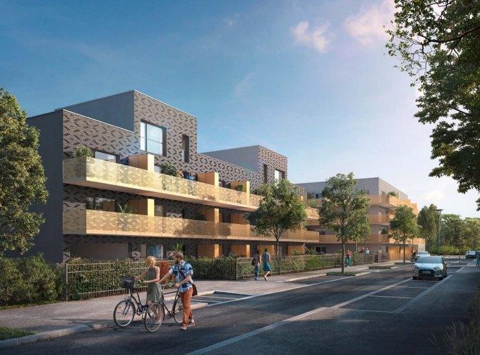 Appartements neufs Saint-Martin-du-Touch référence 3876 : aperçu n°4