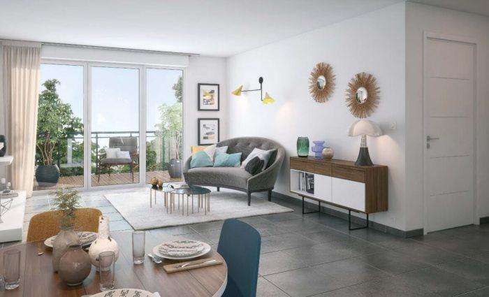 Appartements neufs Saint-Martin-du-Touch référence 3876 : aperçu n°2