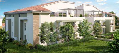 Maisons neuves et appartements neufs Tournefeuille référence 5012