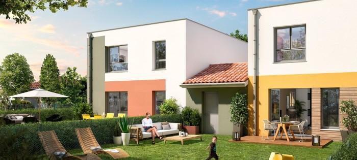 Maisons neuves et appartements neufs Tournefeuille référence 5012 : aperçu n°1