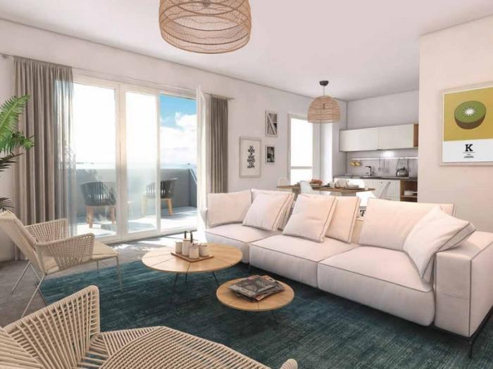 Appartements neufs Cugnaux référence 4851 : aperçu n°1