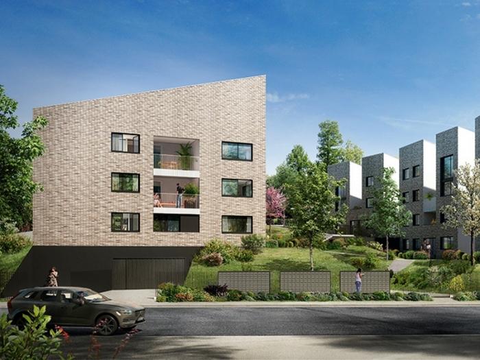 Maisons neuves Saint-Orens-de-Gameville référence 4996 : aperçu n°0