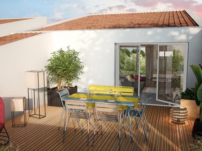 Maisons neuves Saint-Orens-de-Gameville référence 4996 : aperçu n°4