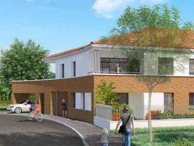 Appartements neufs Saint-Orens-de-Gameville référence 4990
