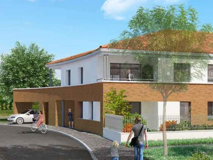 Appartements neufs Saint-Orens-de-Gameville référence 4990 : aperçu n°0