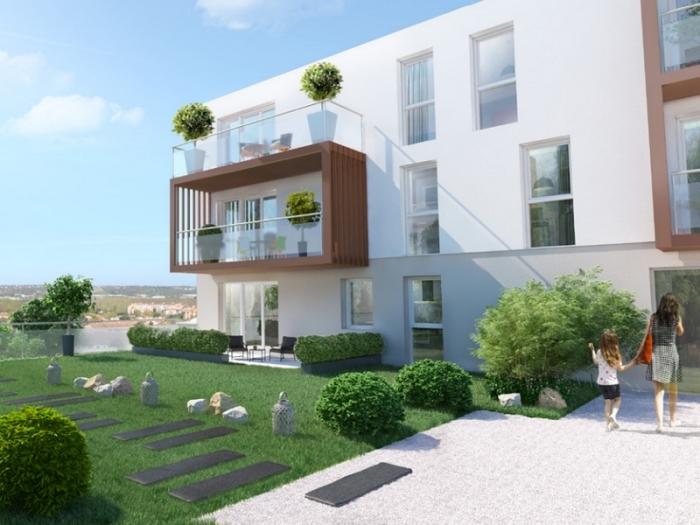 Appartements neufs Ramonville-Saint-Agne référence 4963 : aperçu n°1