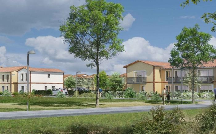 Maisons neuves et appartements neufs Seysses référence 5010 : aperçu n°0