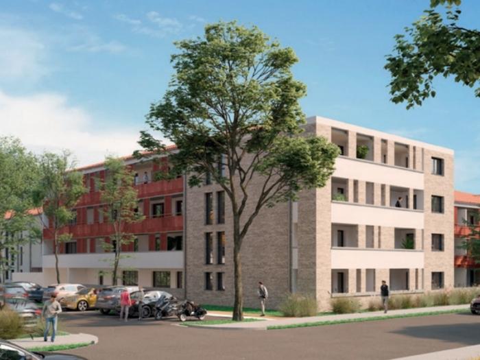 Appartements neufs Frouzins référence 4862 : aperçu n°0