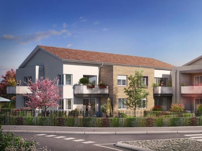 Appartements neufs Frouzins référence 4861 : aperçu n°0