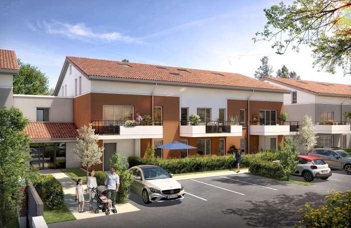 Maisons neuves et appartements neufs Roques référence 3779 : aperçu n°0