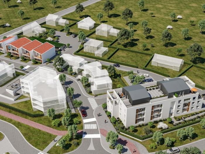 Appartements neufs Auzeville-Tolosane référence 4770 : aperçu n°0