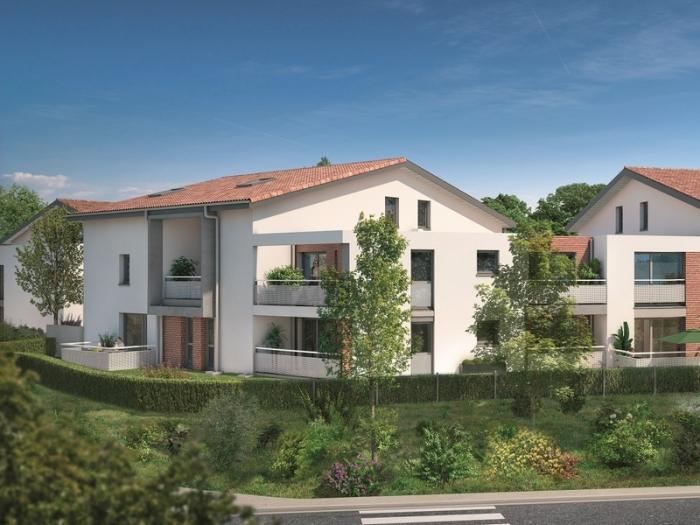 Maisons neuves et appartements neufs Auzeville-Tolosane référence 4771 : aperçu n°0