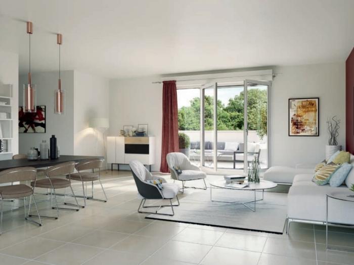 Appartements neufs Castanet-Tolosan référence 4803 : aperçu n°2