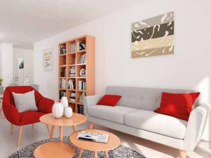 Appartements neufs Castanet-Tolosan référence 4805 : aperçu n°1