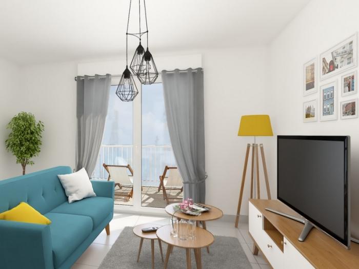 Appartements neufs Castanet-Tolosan référence 4805 : aperçu n°2
