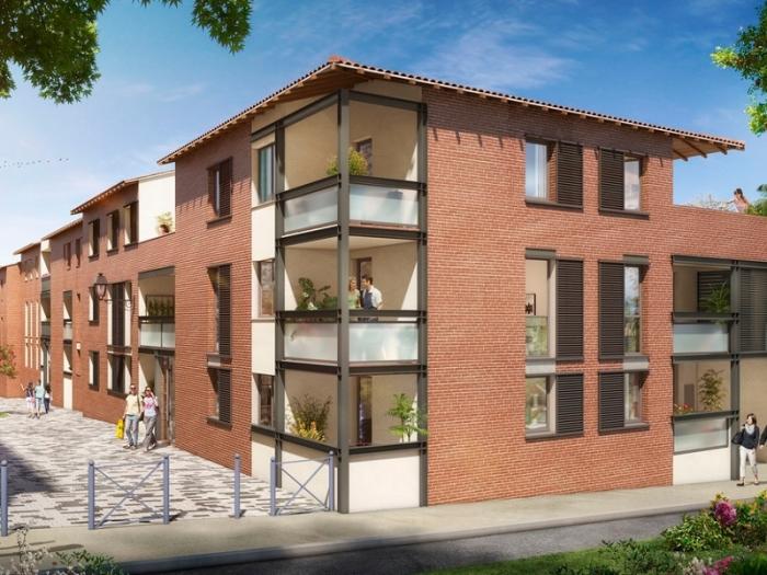 Maisons neuves Castanet-Tolosan référence 4806 : aperçu n°0