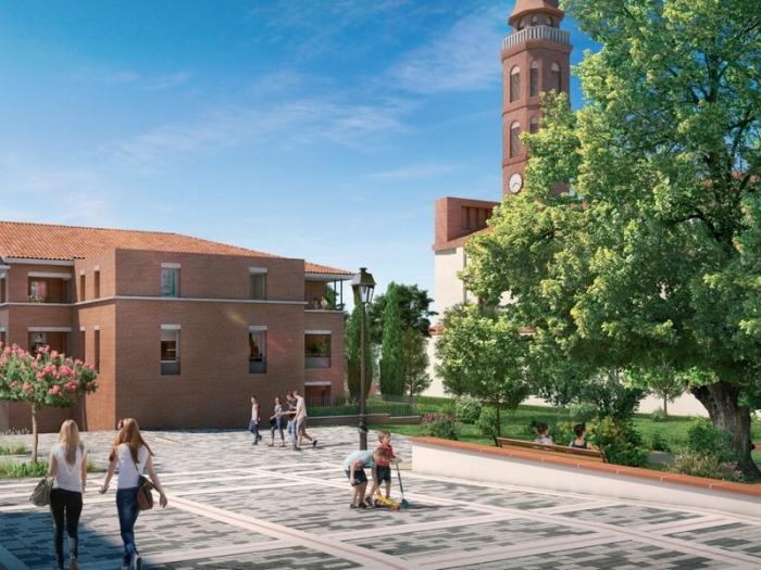Maisons neuves et appartements neufs Castanet-Tolosan référence 4807 : aperçu n°0