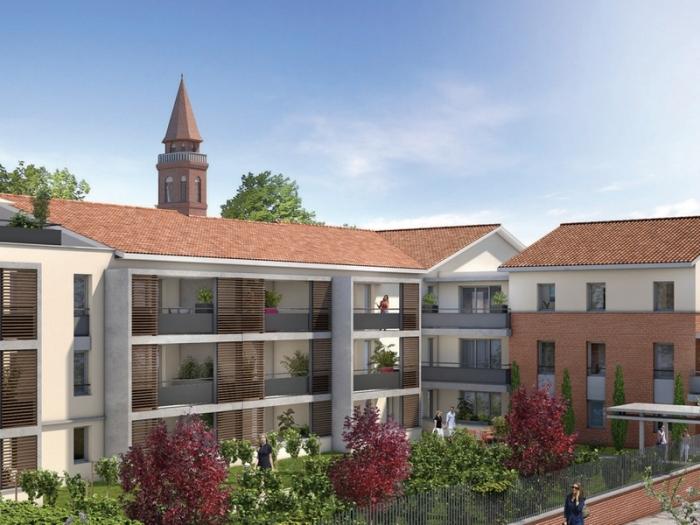 Maisons neuves et appartements neufs Castanet-Tolosan référence 4807 : aperçu n°3