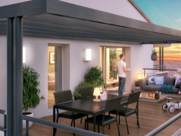 Maisons neuves et appartements neufs Castanet-Tolosan référence 4807 : aperçu n°1