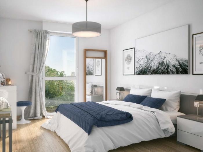 Appartements neufs Castanet-Tolosan référence 4716 : aperçu n°1