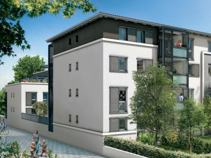 Appartements neufs Castanet-Tolosan référence 4813 : aperçu n°0
