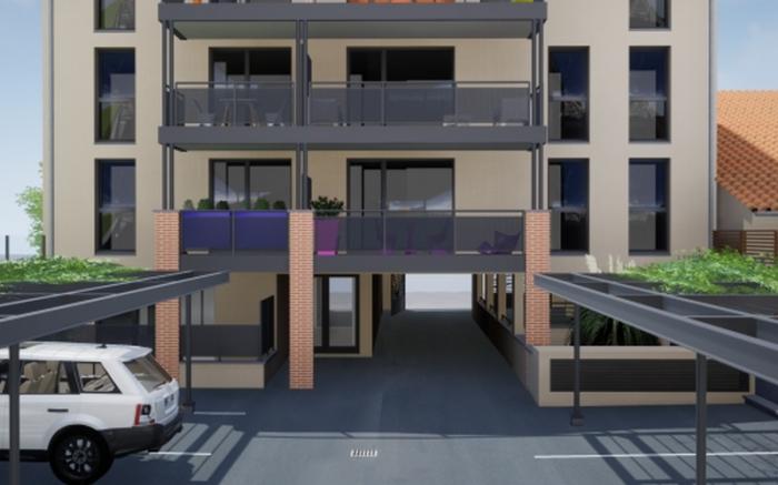 Appartements neufs Castanet-Tolosan référence 4799 : aperçu n°3