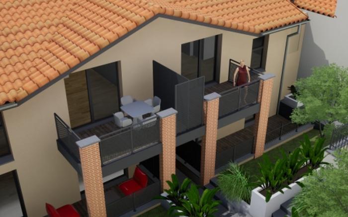 Appartements neufs Castanet-Tolosan référence 4799 : aperçu n°4
