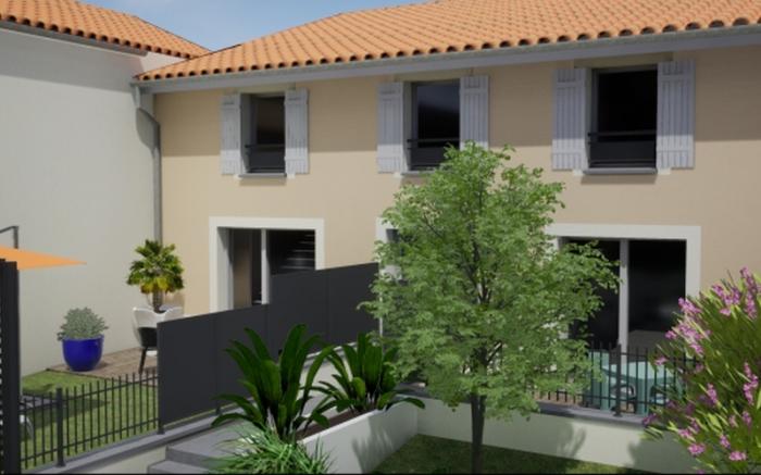 Appartements neufs Castanet-Tolosan référence 4799 : aperçu n°5