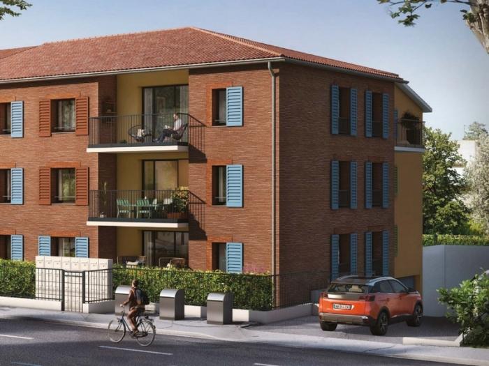 Appartements neufs Castanet-Tolosan référence 4800 : aperçu n°0