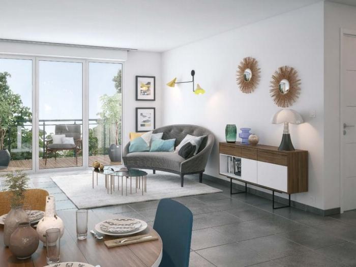 Appartements neufs Castanet-Tolosan référence 4800 : aperçu n°1