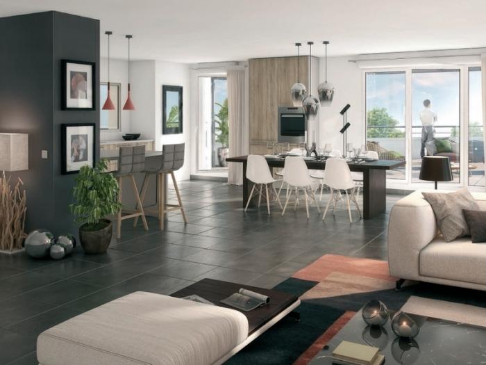 Appartements neufs Castanet-Tolosan référence 4801 : aperçu n°2