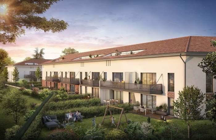 Appartements neufs Castanet-Tolosan référence 3771 : aperçu n°0