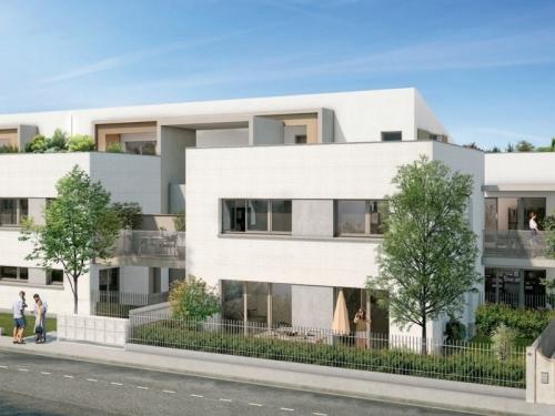 Appartements neufs Barrière de Paris référence 4774