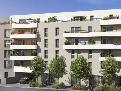Appartements neufs Barrière de Paris référence 5390
