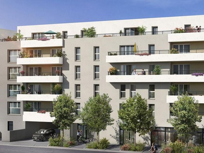 Appartements neufs Barrière de Paris référence 5390 : aperçu n°0