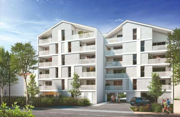 Appartements neufs Barrière de Paris référence 3790 : aperçu n°0