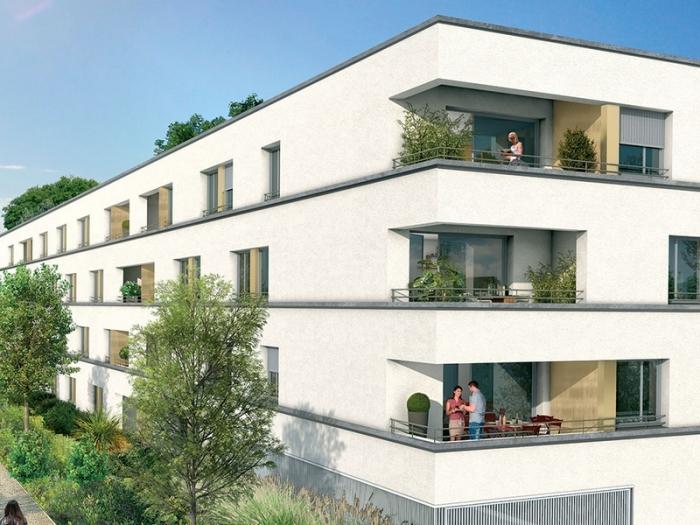 Appartements neufs Croix-Daurade référence 5284 : aperçu n°0