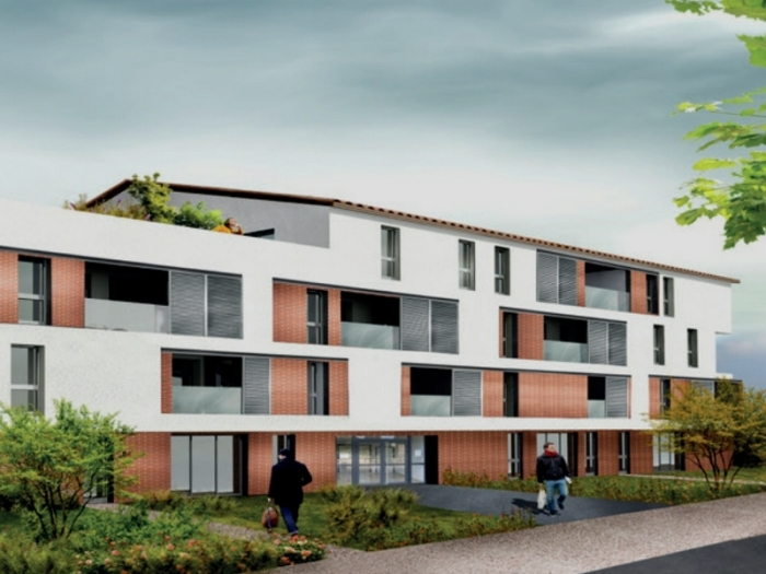 Appartements neufs Croix-Daurade référence 4834 : aperçu n°0