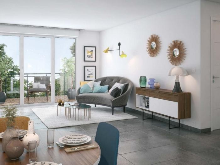 Appartements neufs Croix-Daurade référence 4835 : aperçu n°1