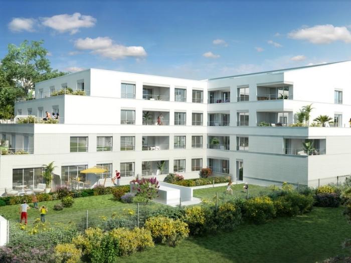 Appartements neufs Croix-Daurade référence 4840 : aperçu n°2