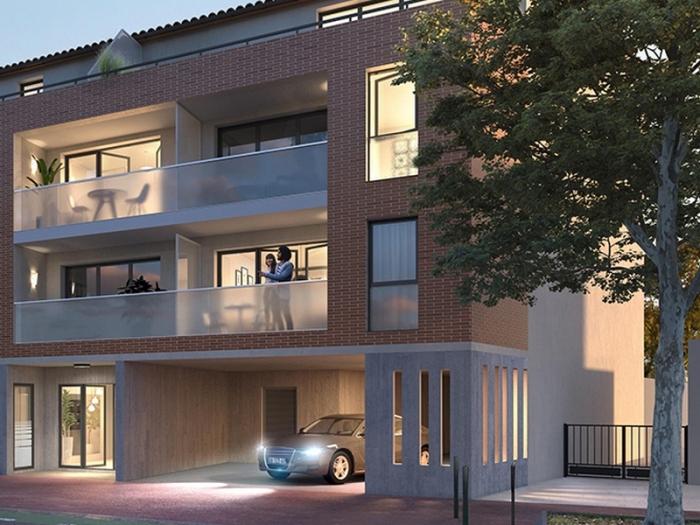 Appartements neufs Croix-Daurade référence 4841 : aperçu n°0