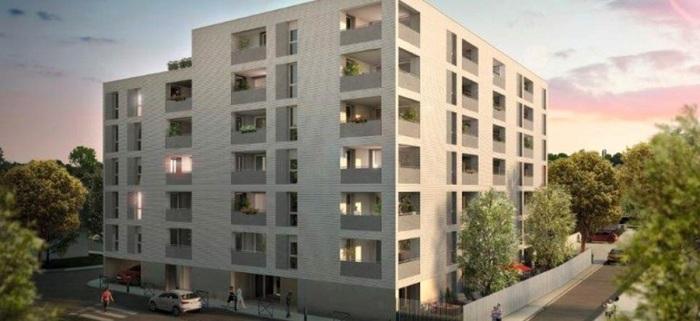 Appartements neufs La Roseraie référence 4911 : aperçu n°0