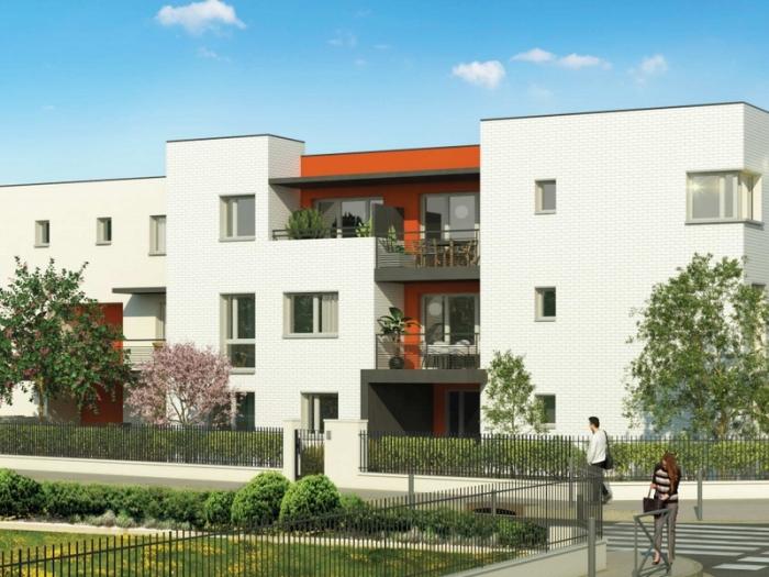 Appartements neufs La Roseraie référence 4912 : aperçu n°0