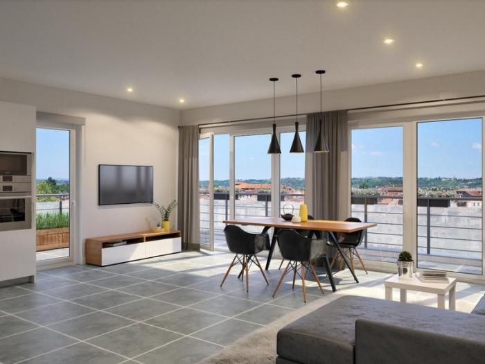 Appartements neufs La Roseraie référence 4907 : aperçu n°1