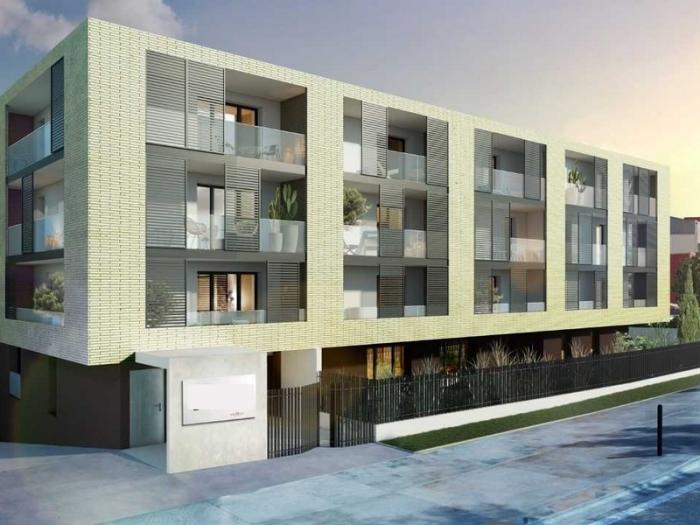 Appartements neufs La Roseraie référence 4910 : aperçu n°0