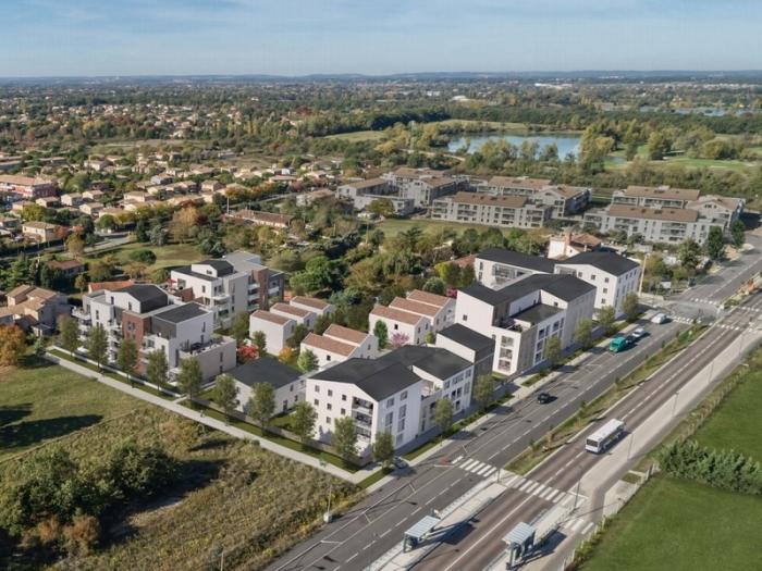 Appartements neufs Saint-Simon référence 5004 : aperçu n°2