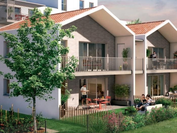 Appartements neufs Saint-Simon référence 5004 : aperçu n°3